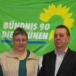 Ulrike Lieberknecht und Otto Wolfram für Bad Salzungen