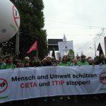 Einer von vielen: Greenpeace
